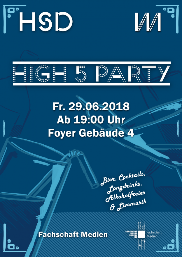 High 5 - 29.06.2018 - 19 Uhr